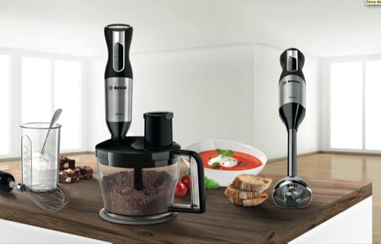 Bosch presenta tre nuovi piccoli elettrodomestici per la cucina ...
