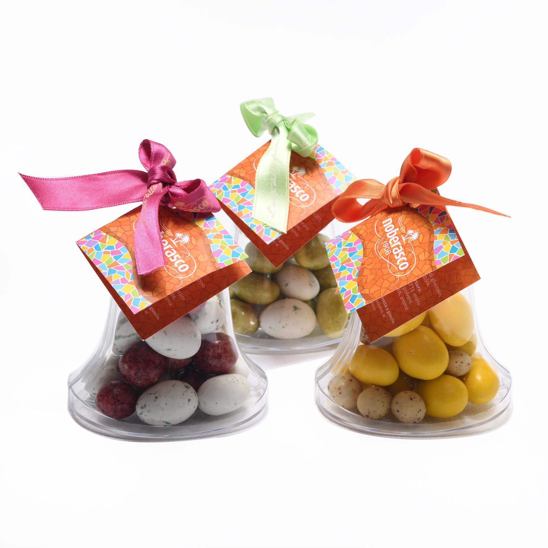 La Pasqua Noberasco sceglie lo stile Gaudì per creare autentiche architetture di cioccolato e frutta da gustare