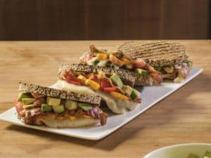 Sandwich Californiano con Taleggio D.O.P: buonissimo e pronto in un attimo!