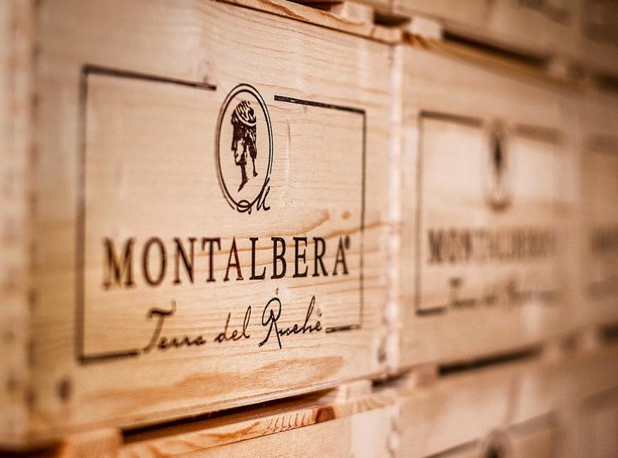 L'azienda vitivinicola Montalbera,