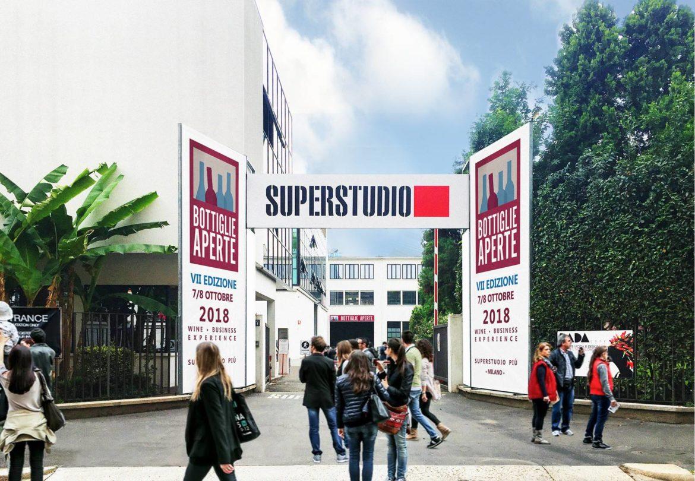 Bottiglie Aperte Milano Wine Show in programma il 7 e 8 ottobre