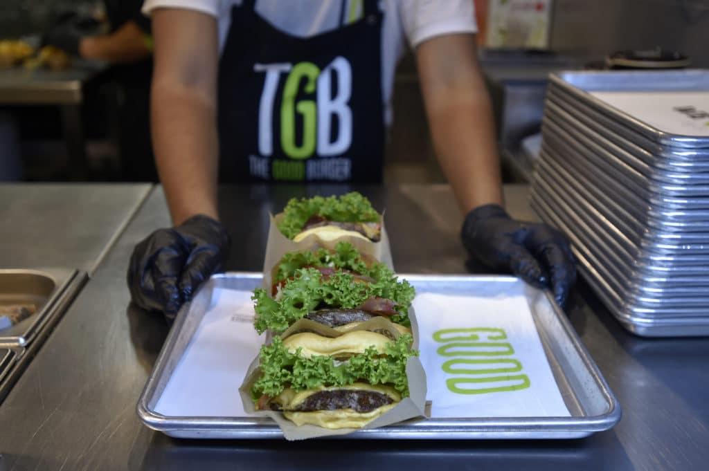 """Ideato da TGB il panino della salute """"Slim"""", leggero e gustoso"""