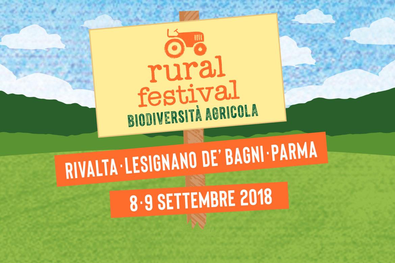A Settembre torna il Rural Festival dedicato alla biodiversità agricola
