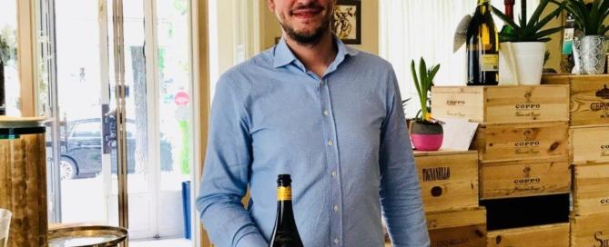 Champagne Tribaut in degustazione a Milano
