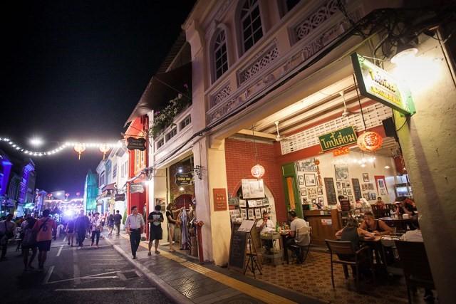 Il cibo di Phuket sulla strada della celebrità globale