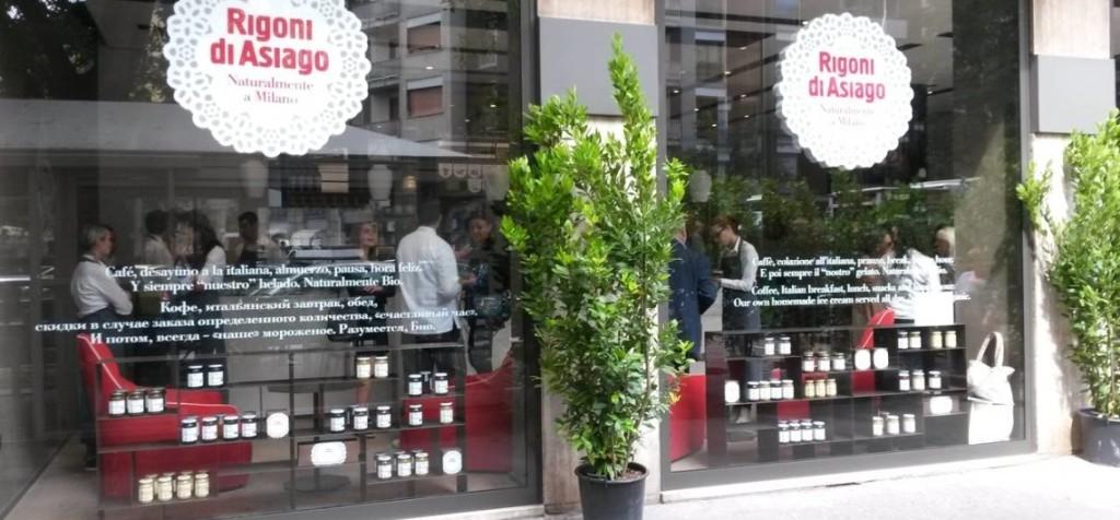 Naturalmente a Milano, il flagshipstore di Rigoni di Asiago all'insegna del biologico