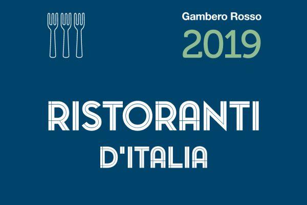 La nuova guida Ristoranti d'italia 2019 del Gambero Rosso
