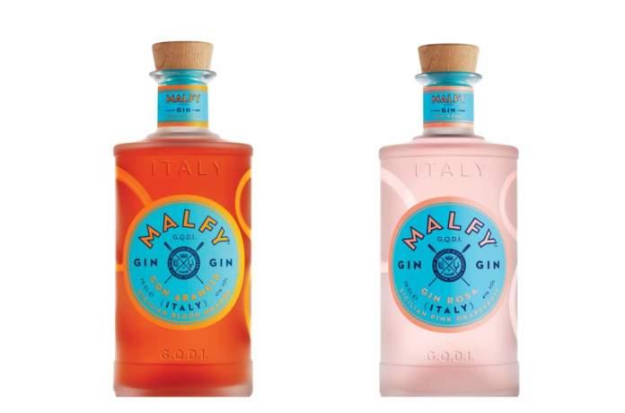 Malfy Gin lancia due nuovi gin agli agrumi italiani