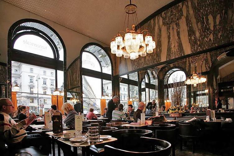 Venga a prendere un caffè da noi … a Vienna !