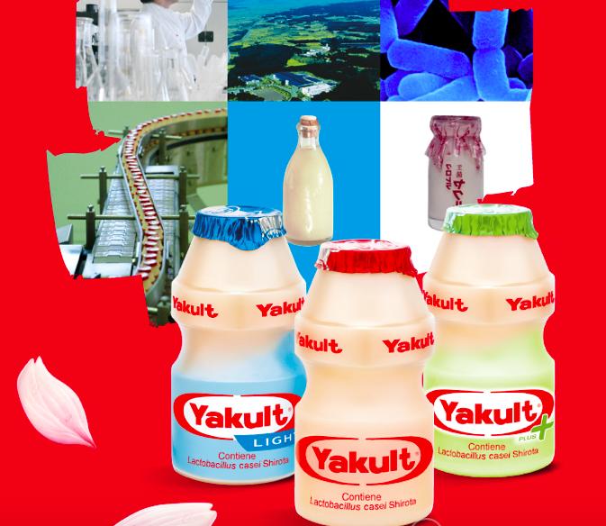 "Yakult, la bevanda ""in fermento"""