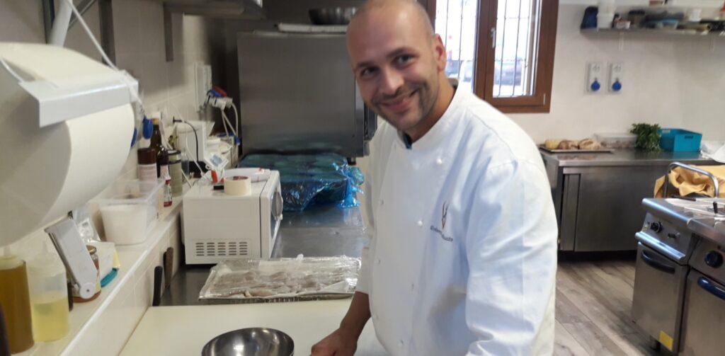"""Ristorante """"L'Acqua in bocca"""", cucina gourmet a Lozzo Atestino"""