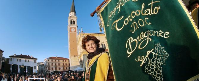 Prima del Torcolato a Breganze: tutti in piazza per brindare alla vendemmia 2018