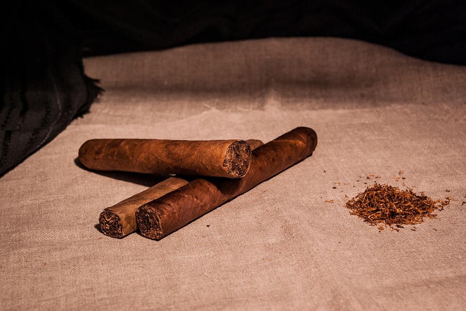 Il panettone al sigaro toscano